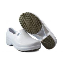 Sapato Ocupacional em EVA BRANCO Antiderrapante Soft Work BB65 C.A 31898