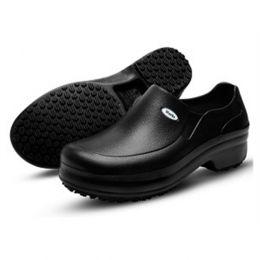 Sapato Ocupacional em EVA PRETO Antiderrapante Soft Works BB65 C.A 31898