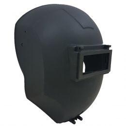 Máscara de Solda em Polipropileno Visor Articulado - Plastcor