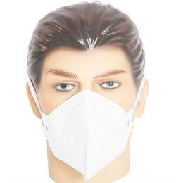 Máscara PFF2 N95 branca sem válvula - C.A 44241 - Super Safety
