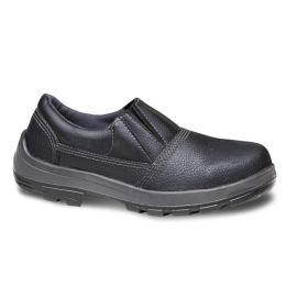 Sapato Bravo com Elástico Bico de PVC - Bracol - C.A 28471
