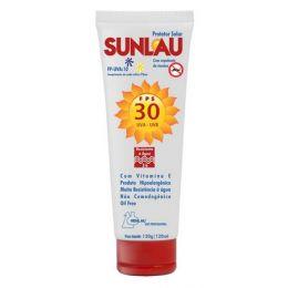 Protetor Solar FPS30 com 120 grs - Henlau