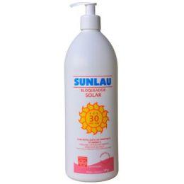 Protetor Solar FPS30 com 1 Kg - Henlau