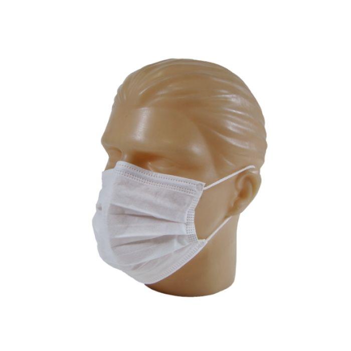Máscara em TNT Dupla com elástico c/ 100 unidades - Descarpack