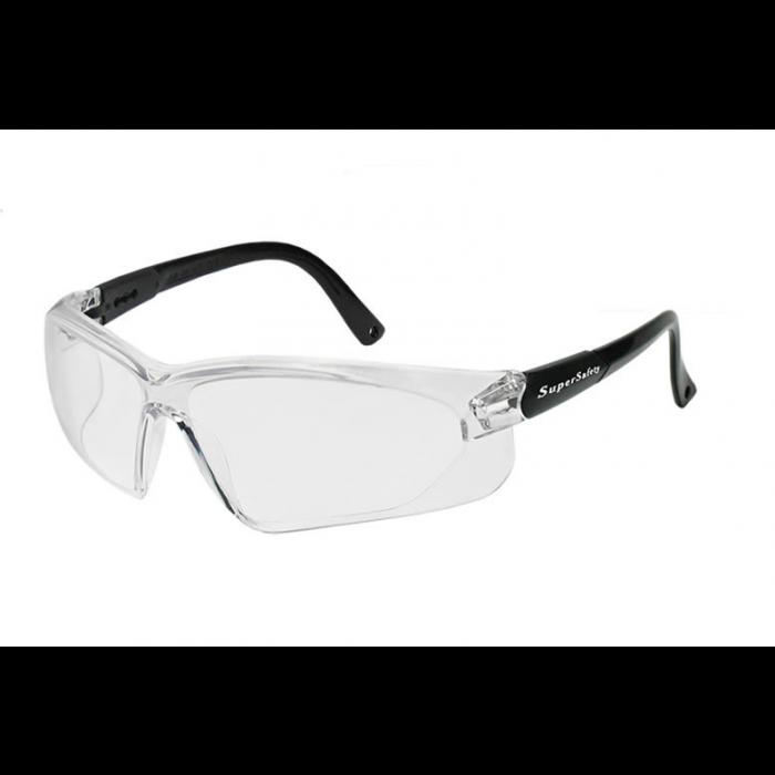 Óculos de Segurança SS4 Incolor - C.A 26125 - Super Safety