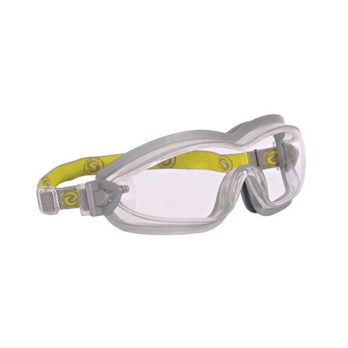 Óculos Amplavisão Incolor com Elástico SSAV C.A 30481 -Super Safety
